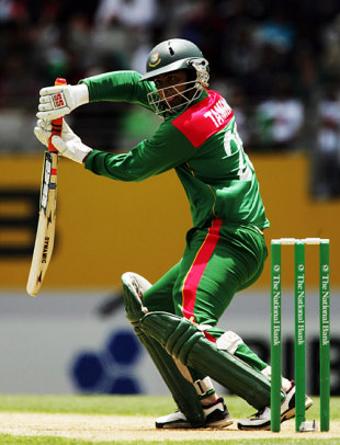 Tamim Iqbal's 82 was the only solace for Bangladesh. First ODI, Bangladesh versus out Africa at Chittagong